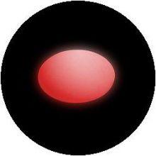 Snoezel meubelen - van kleur veranderende kiezelsteen, diameter 34 cm