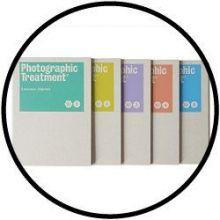 Photographic Treatment © serie van 5 boeken