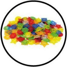 Stapelbare Transparante Buttons