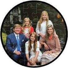 Puzzel Koninklijke Familie - NIEUW