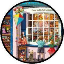 Puzzel - Het Winkeltje (500 XL)