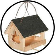 Vogelhuisje bouwpakket