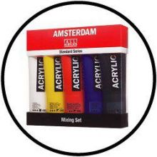 Amsterdam Acryl verf Mixing set
