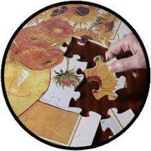 Van Gogh Zonnebloemen puzzel