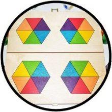 Het Zes-Kleurenspel
