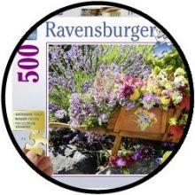 Puzzel Ravensburger  Bloemschikking 500 XL