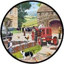 Puzzel - Het leven op de Boerderij (1000)