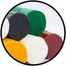 Creall Klei - Emmer 5 zachte kleuren