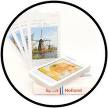 Kwartetspel Speel Holland