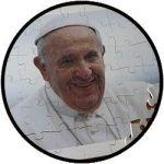 Puzzel Paus Franciscus