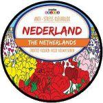 Nederland - Antistress kleurboek