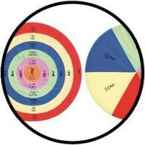 Hula Hoop Target Set