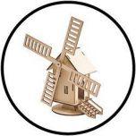 Windmolen bouwpakket