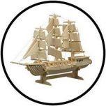 Zeilboot bouwpakket