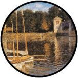 Monet Bridge at Argenteuil puzzel
