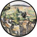 Cezanne Hillside in Provence puzzel