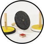 Pedalo®-Curling voor binnen
