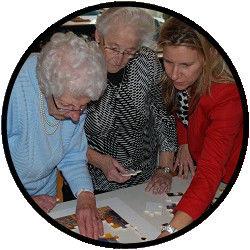 wijkcentrum Amstelveen gezelschapsspellen en spelletjes voor ouderen